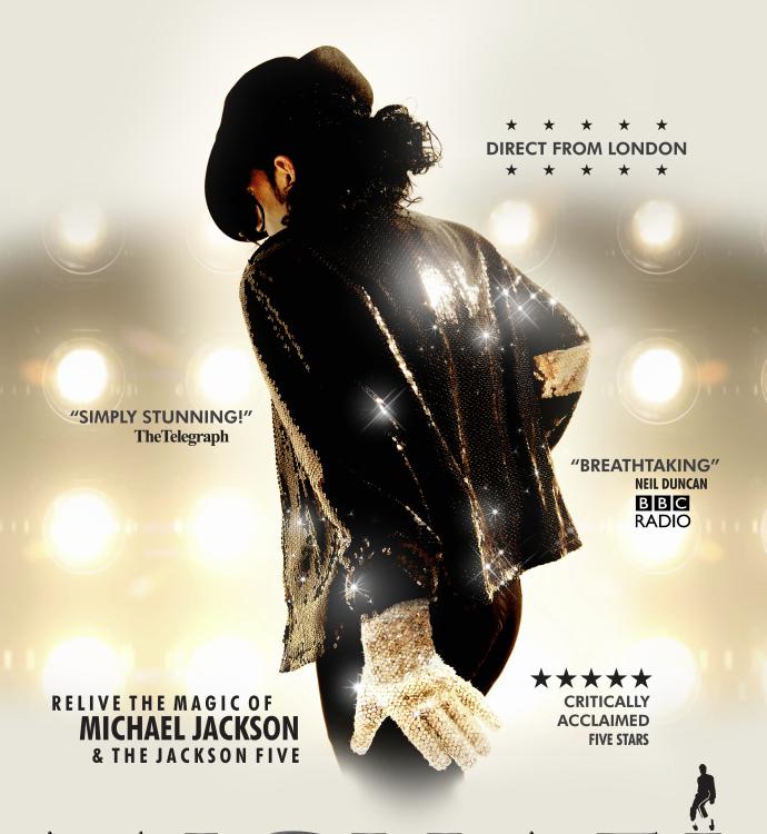 Ode aan Michael Jackson The King of Pop